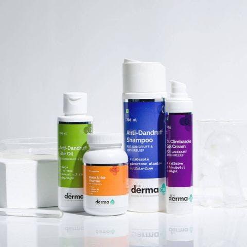 Anti-Dandruff Treatment Kit