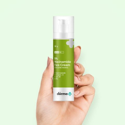 5% Niacinamide Face Cream with SPF 20