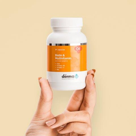 Biotin & Multivitamin