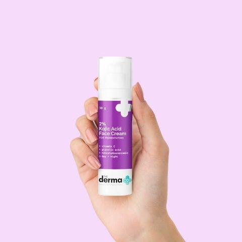 2% Kojic Acid Face Cream 30gm