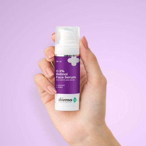 0.3 Retinol Face Serum 30ml