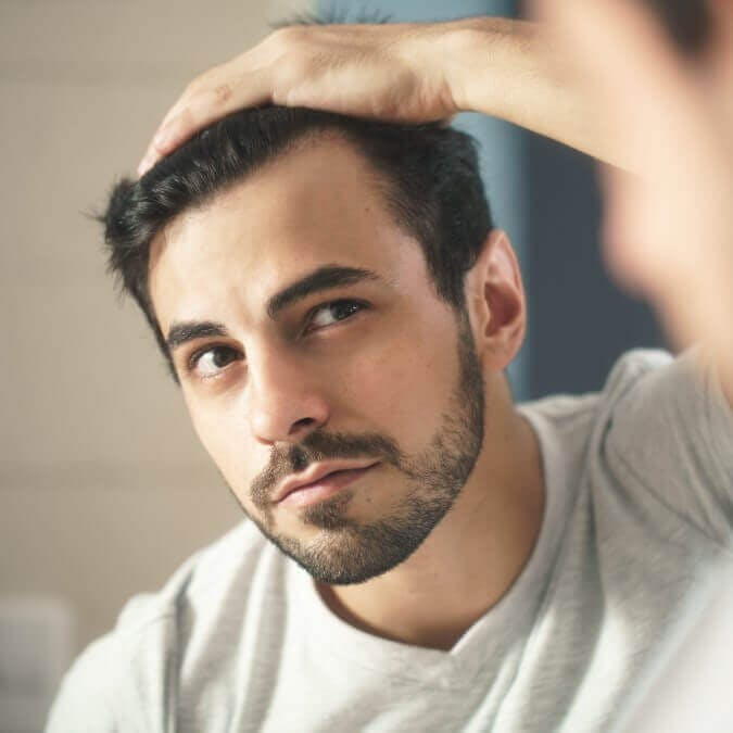This Multi-Peptide Hair Serum is the Internet's New Hair Loss Fix