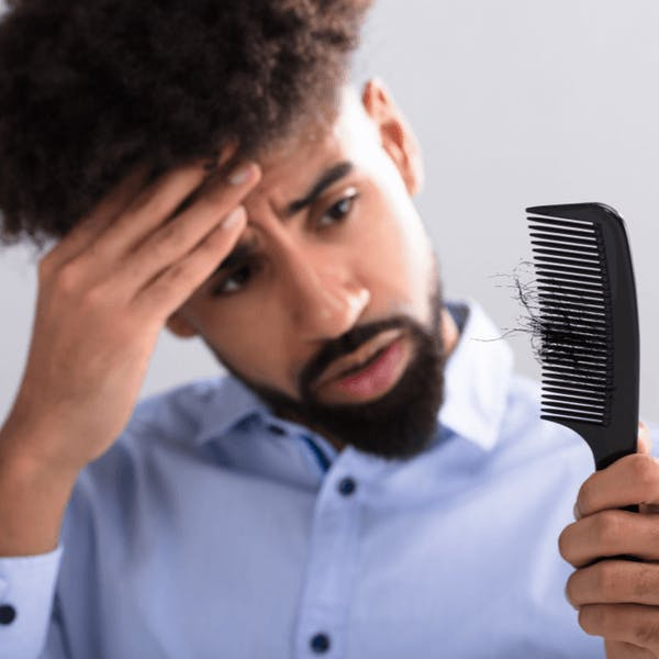 5 Causes of hair fall and how to treat it